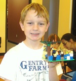 Legos At The Library