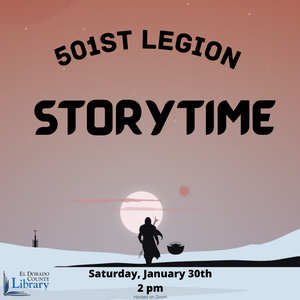 501st Storytime!