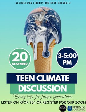 GT- Teen Climate Dis