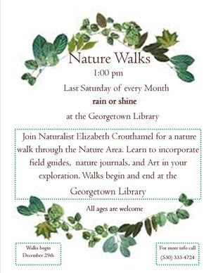 GT- Nature Walks at