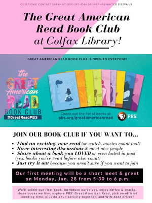 *NEW* Book Club Meet