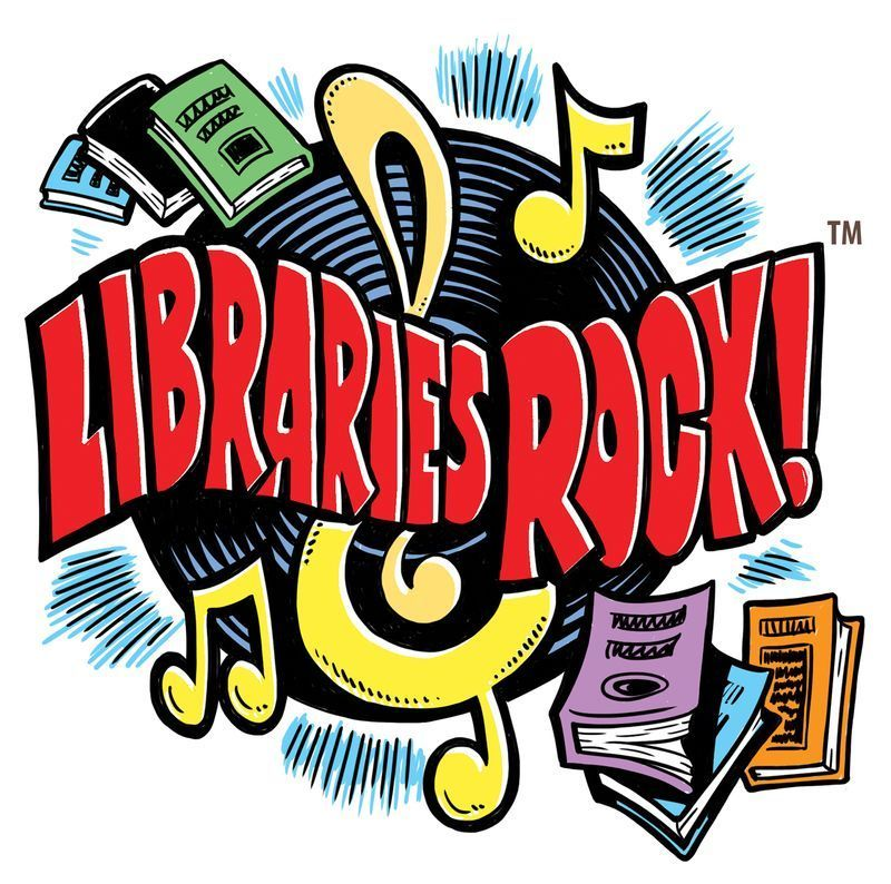 Libraries Rock Summe