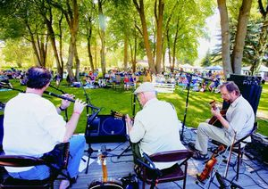 Palouse Music Festiv