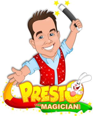 Presto The Magician,