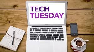 Tech Tuesday! Drop-I