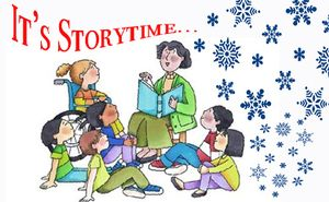 Storytime - Oakesdal