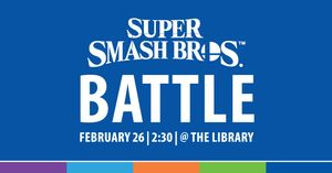 Super Smash Battle