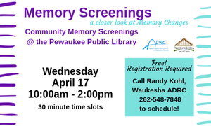 Memory Screenings