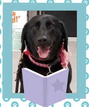 PAWS to Read- read t