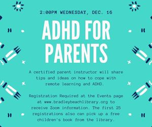 ADHD for parents