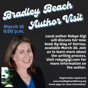 Bradley Beach Author