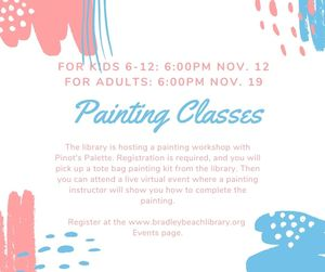 Painting Class for K