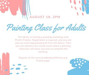 Painting Class for A