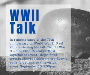 World War II Talk