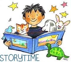 Tiny Tots Storytime