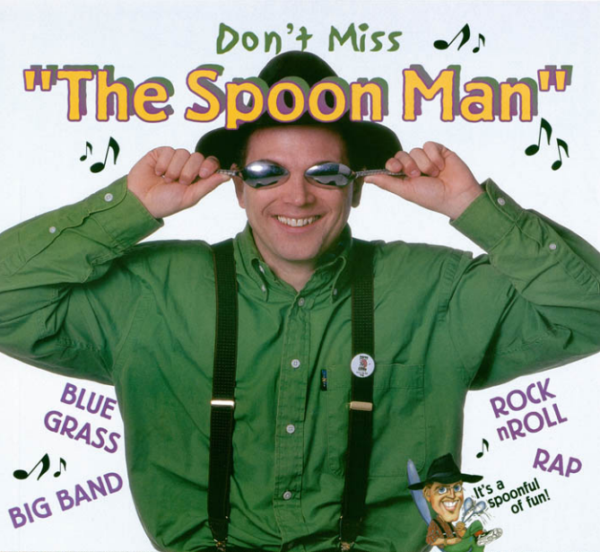 The Spoon Man