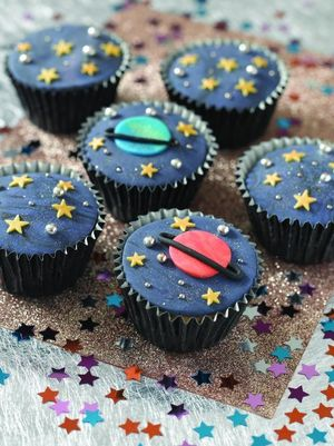 Space Cakes!