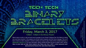 Teen Tech - Binary B