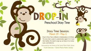 Drop-In Story Time