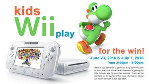 Kids Wii Play for th