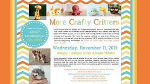 Teens: More Crafty C