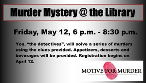 Murder @ the Library