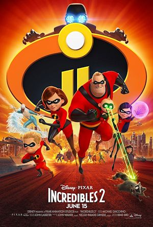 Incredibles 2: Famil