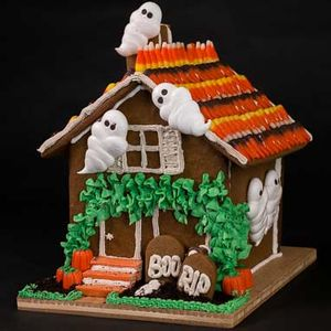 Haunted Gingerbread