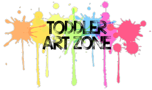 Toddler Art Zone