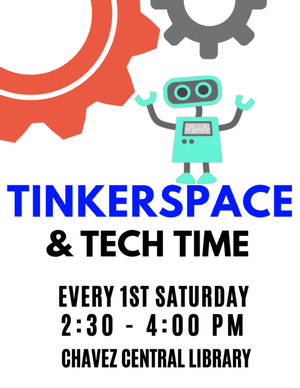 TinkerSpace & Tech T