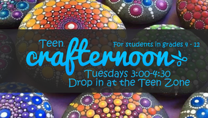 Teen Crafternoon