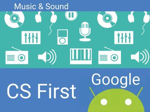 Google CS First: Mus