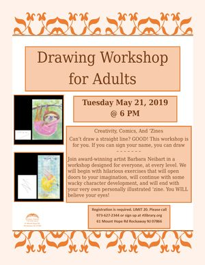 Drawing Workshop for