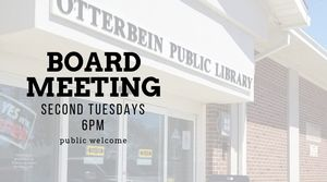 Library Board Meetin