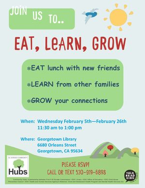 GT- Eat, Learn, Grow