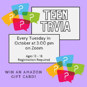 Teen Tuesday Trivia