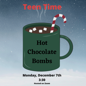 Teen Time: Hot Choco