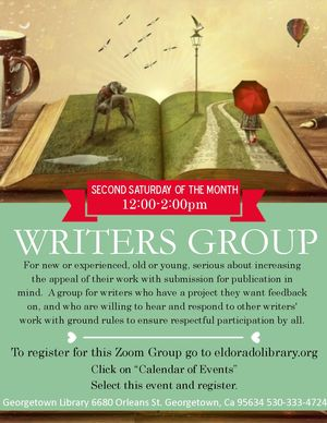 GT- Writers Group