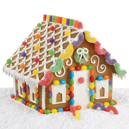Gingerbread House Se