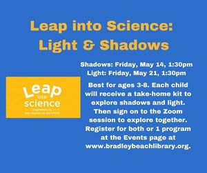 Leap into Science: